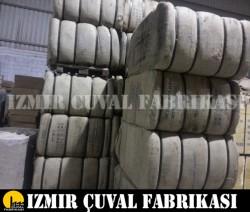İZMİR ÇUVAL FABRİKASI - 1 balya 10 luk kanaviçe