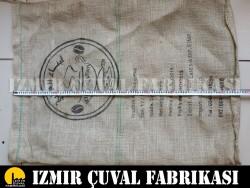İZMİR ÇUVAL FABRİKASI - 2. El Kahve Çuvalı