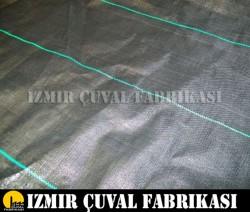 İZMİR ÇUVAL FABRİKASI - 4 mt x 100 mt Taban Örtüsü