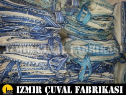 İZMİR ÇUVAL FABRİKASI - 90 X 90 X 175 cm Baskı Hatalı Big Bag Çuval