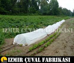 İZMİR ÇUVAL FABRİKASI - Don Kırağı Örtüsü -Agril -6.40 x 200 mt -30 gr/m2