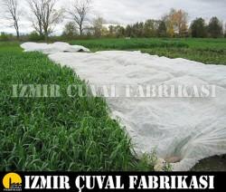 İZMİR ÇUVAL FABRİKASI - Don Kırağı Örtüsü - Agril - 3.20 M x 300 mt -30 gr/m2