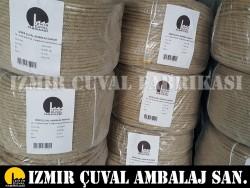 İZMİR ÇUVAL FABRİKASI - Jüt Halat 22 mm
