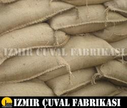 İZMİR ÇUVAL FABRİKASI - Jüt Kum Çuvalı