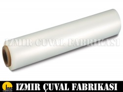 İZMİR ÇUVAL FABRİKASI - STREÇ FİLM 17 MİKRON 50 CM X 200 MT